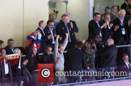 Hockey and Vladimir Putin 9