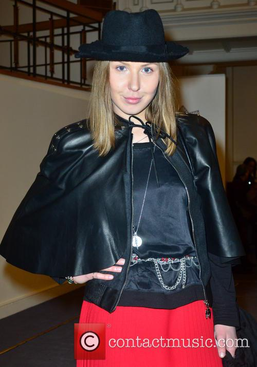 Arina Pritch, London Fashion Week