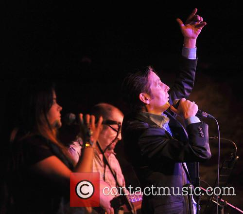 Christy Dignam performs live
