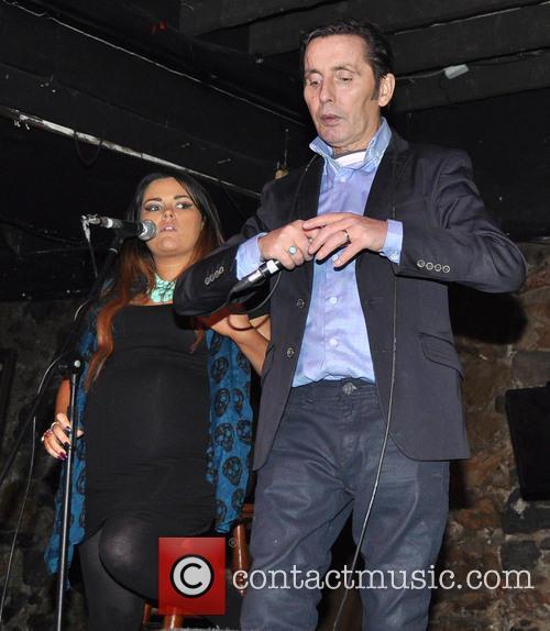 Keira Dignam and Christy Dignam 1