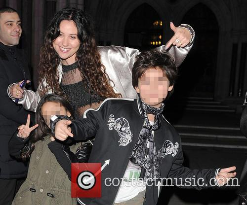 Eliza Doolittle, family, London Fashion Week