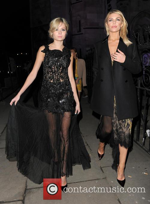 Nina Nesbitt and Abbey Clancy 5