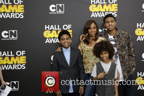 Holly Robinson Peete and Family 7