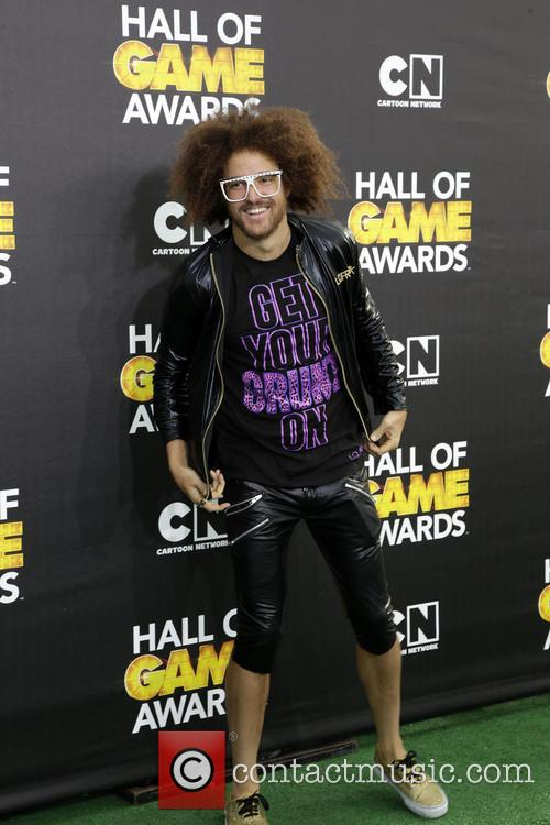 redfoo cartoon networks hall of game awards 4069573