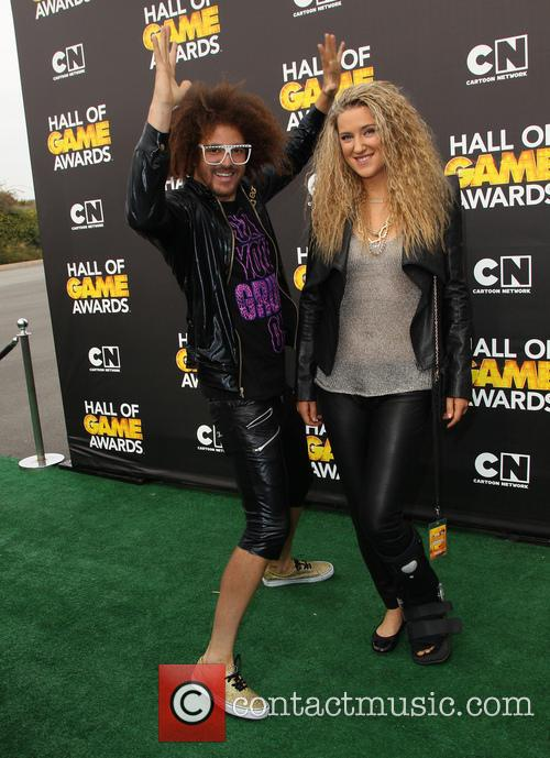 Redfoo and Victoria Azarenka 8
