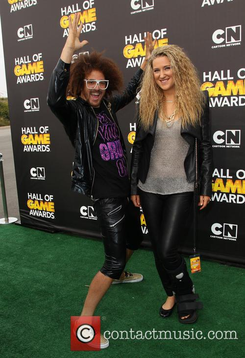 redfoo victoria azarenka cartoon networks hall of game 4069909