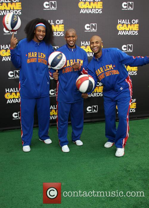 The Harlem Globetrotters 4