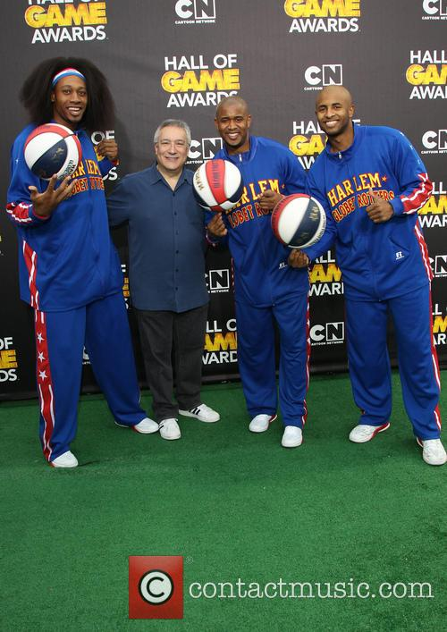 The Harlem Globetrotters 5