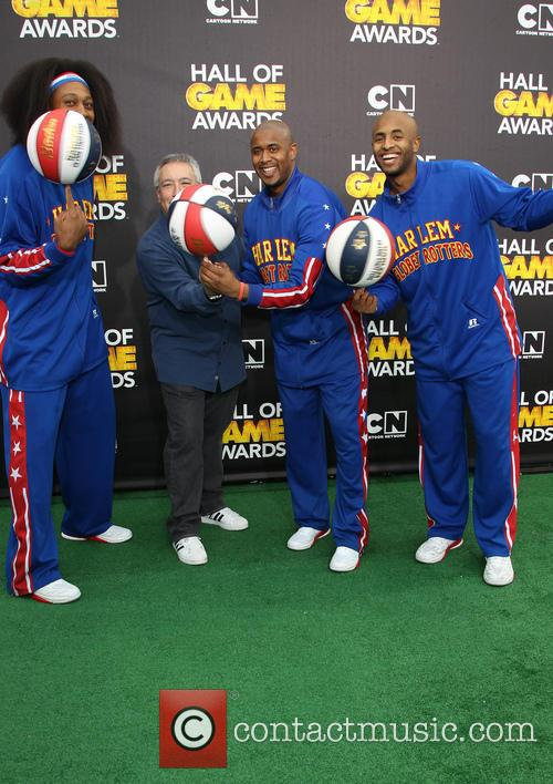 The Harlem Globetrotters 6