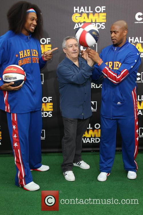 The Harlem Globetrotters 8