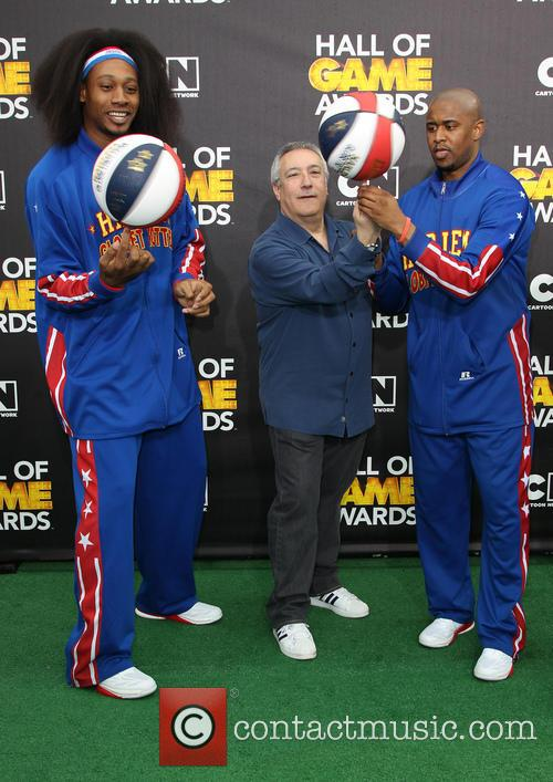 The Harlem Globetrotters 9