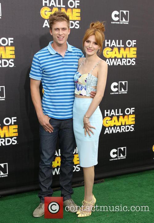 Tristan Klier and Bella Thorne 2