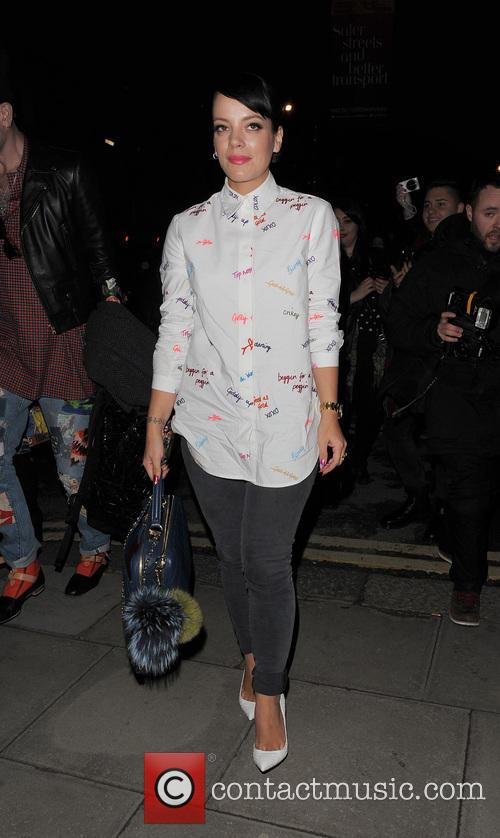LFW a/w 2014 - House Of Holland -...