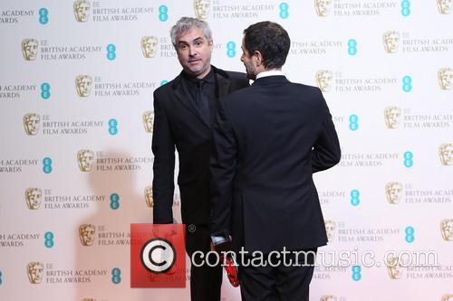 Alfonso Cuaron and David Heyman 1