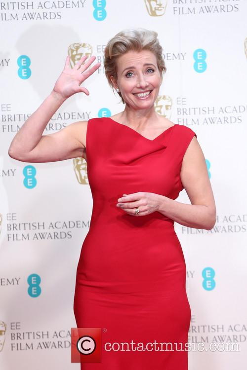 Emma Thompson, BAFTA Honours 2014