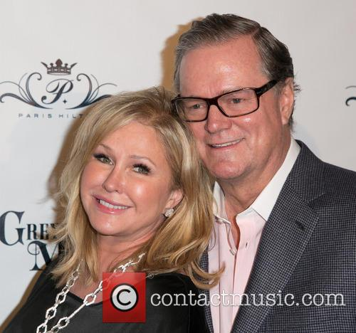 Kathy Hilton and Rick Hilton 3
