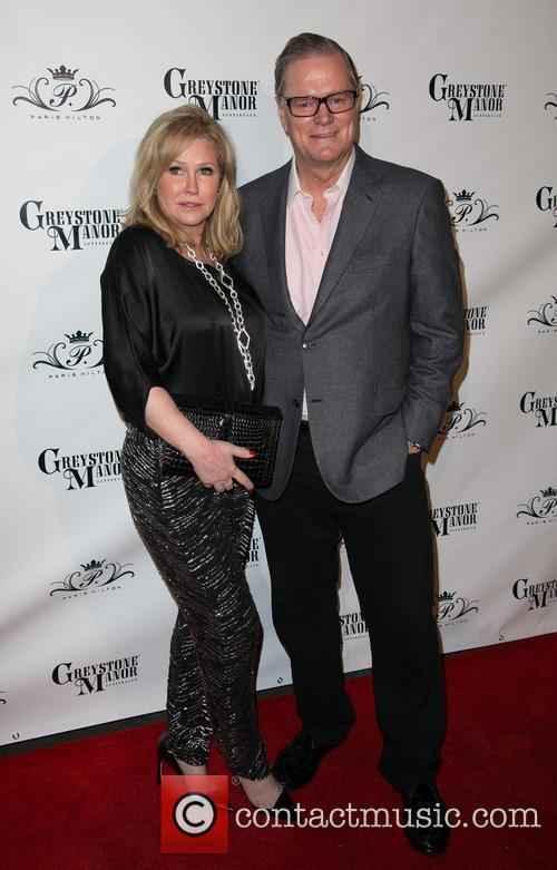 Kathy Hilton and Rick Hilton 5