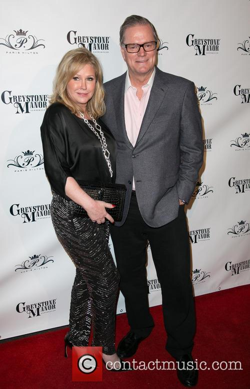 Kathy Hilton and Rick Hilton 7
