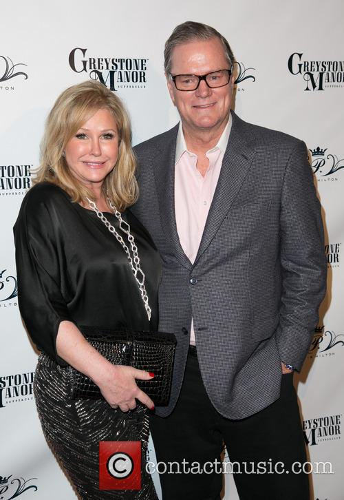 Kathy Hilton and Rick Hilton 11