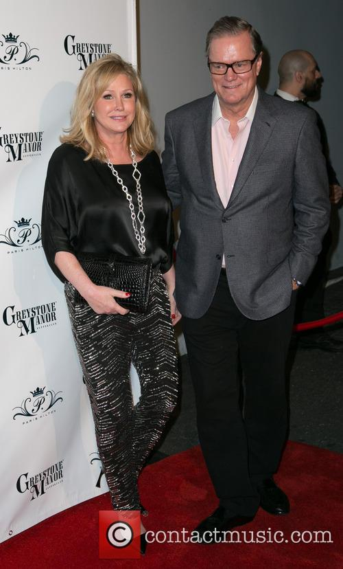 Kathy Hilton and Rick Hilton 8