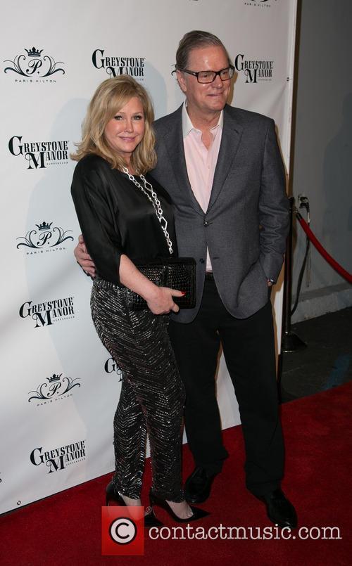 Kathy Hilton and Rick Hilton 9