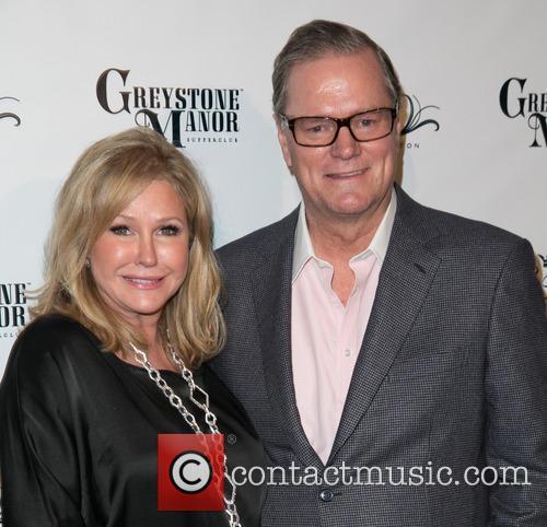 Kathy Hilton and Rick Hilton 10