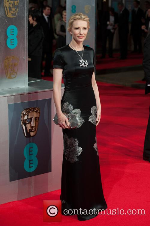Cate Blanchet, British Academy Film Awards