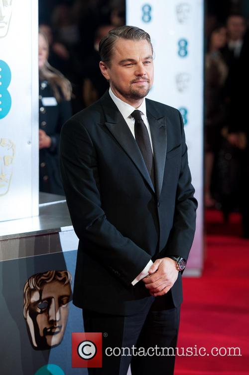 Leonardo DiCaprio, British Academy Film Awards