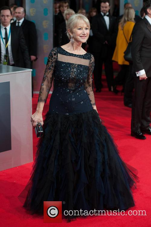 Dame Helen Mirren, British Academy Film Awards