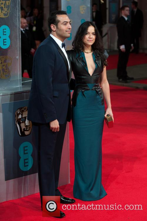 Michelle Rodriguez, Mohammed Al Turki, British Academy Film Awards