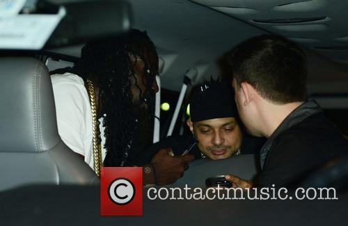Mavado and Sean Paul 2