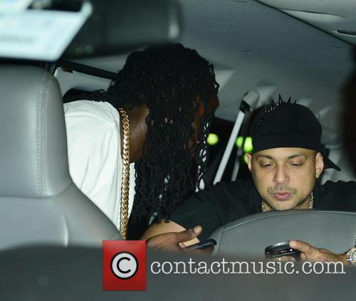 Mavado and Sean Paul 1