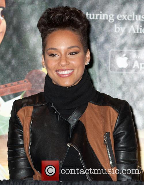 Alicia Keys 8