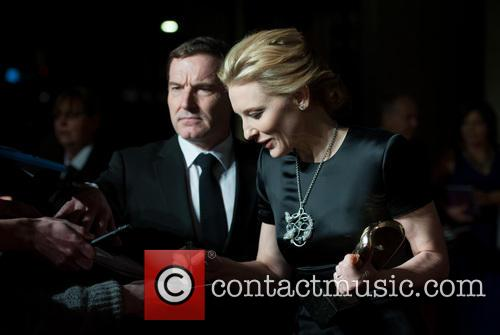 Cate Blanchett, British Academy Film Awards, Grosvenor House