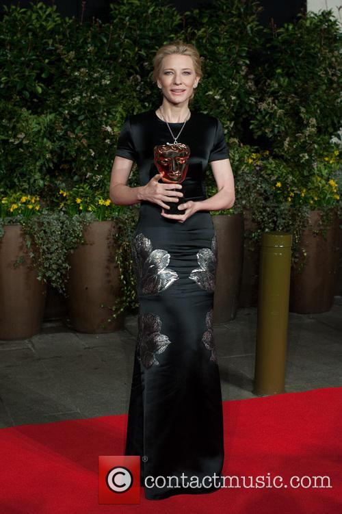 Cate Blanchett, British Academy Film Awards, Grosvenor House