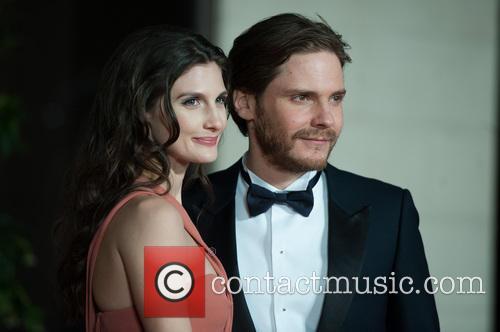 Daniel Bruehl and Felicitas Rombold 1