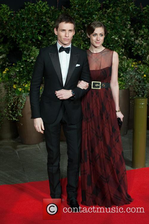 Eddie Redmayne and Hannah Bagshawe 3