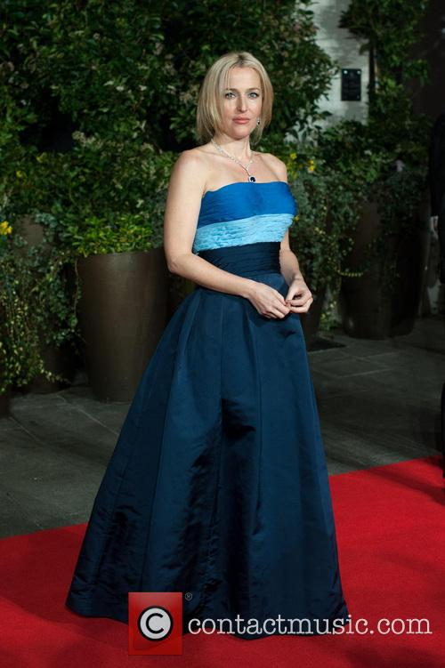 Gillian Anderson, British Academy Film Awards, Grosvenor House