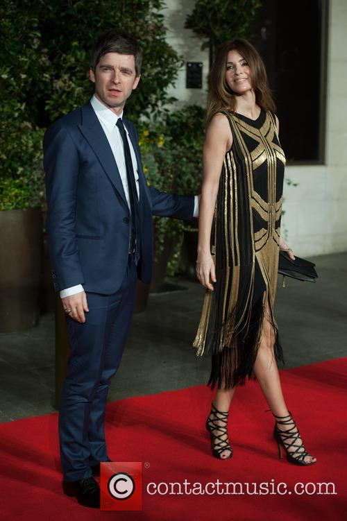 Noel Gallagher and Sarah Mcdonald 5