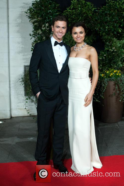 Samantha Barks and Richard Fleeshman 4