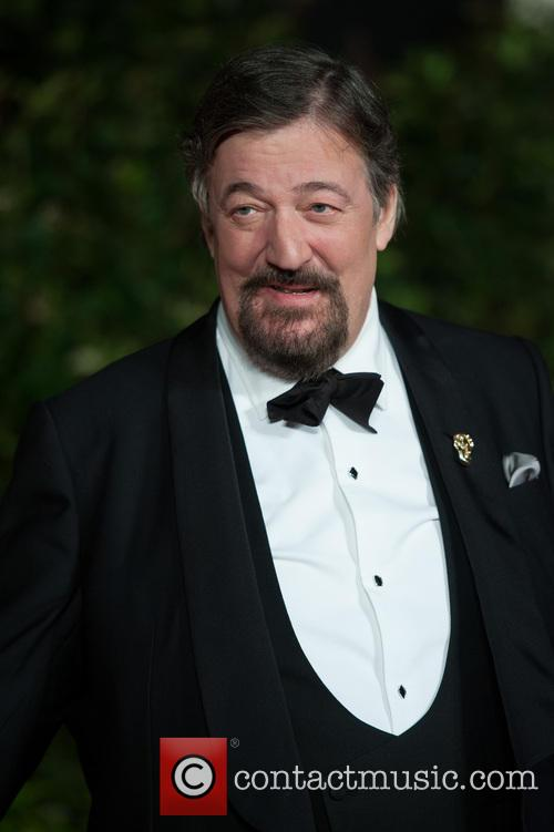 stephen fry bafta afterparty 4074337