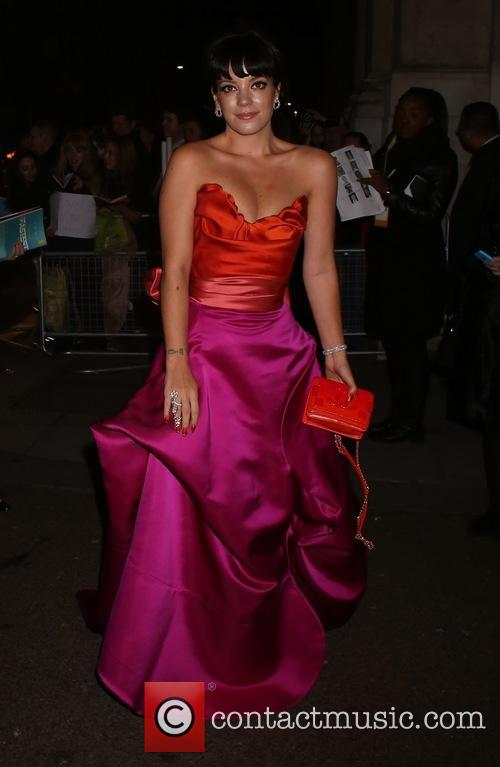 Lily Allen, British Academy Film Awards, Grosvenor House