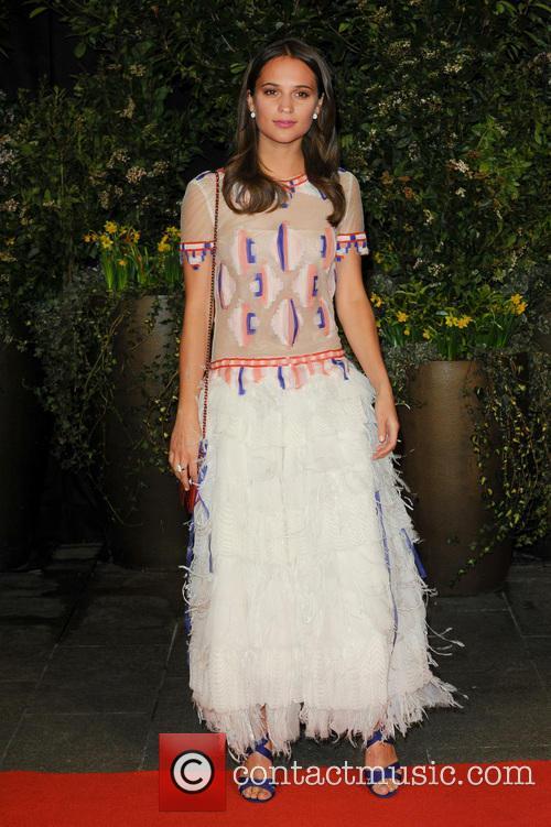 Alicia Vikander, British Academy Film Awards