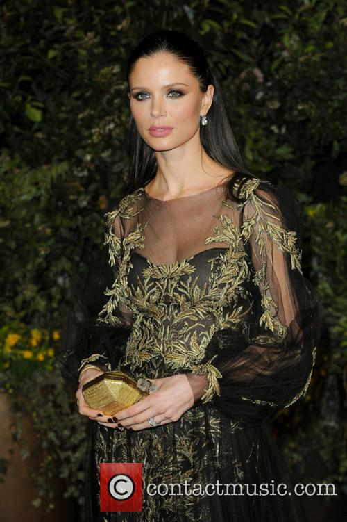 georgina chapman bafta afterparty 4073098