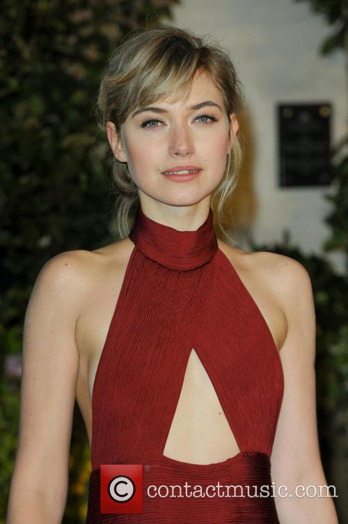 imogen poots bafta afterparty 4073137