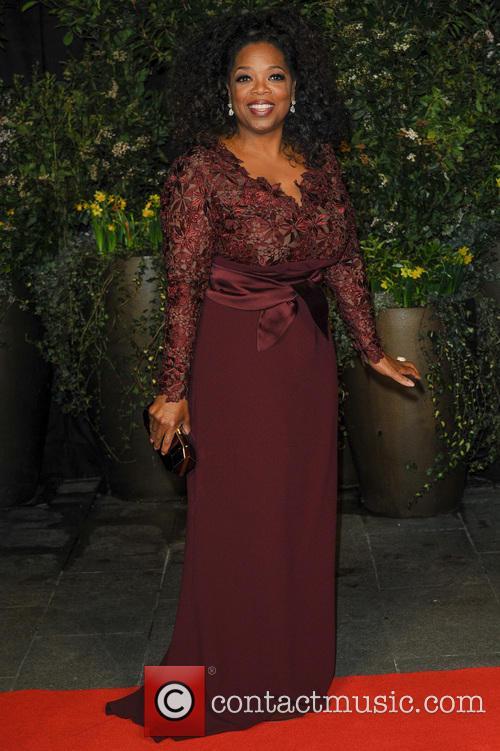 Oprah Winfrey, British Academy Film Awards
