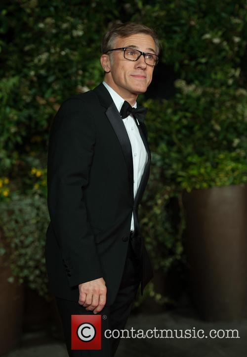 Christoph Waltz, British Academy Film Awards, Grosvenor House
