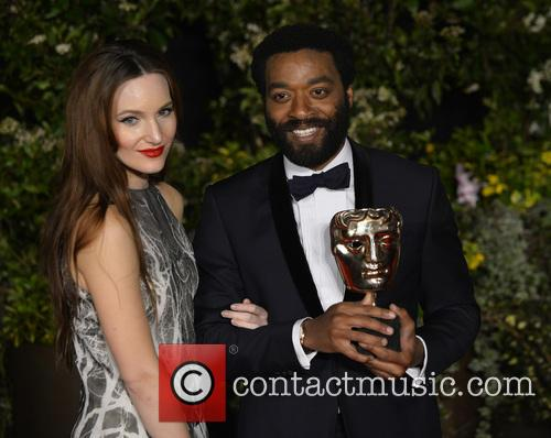 Chiwetel Ejiofor and Guest 4