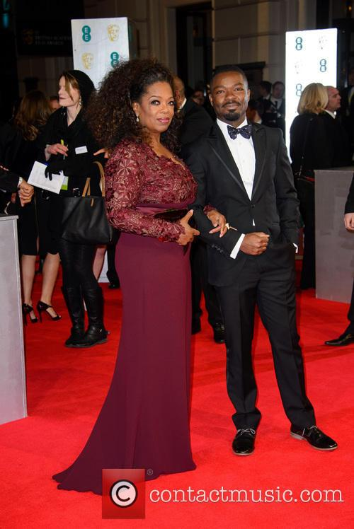 Oprah Winfrey and David Oyelowo 5