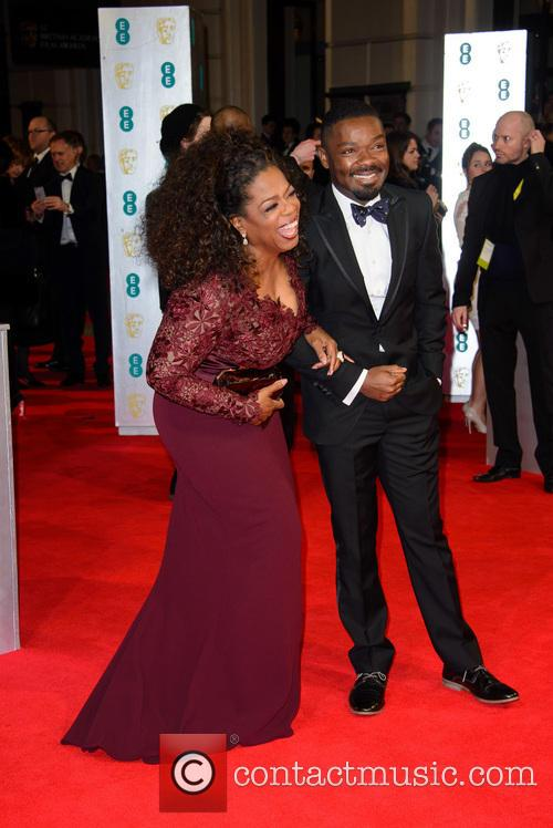 Oprah Winfrey and David Oyelowo 6